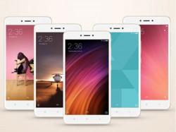 Best Xiaomi smartphones to buy in India: Redmi 4A, Redmi Note 4, Mi 5 and more