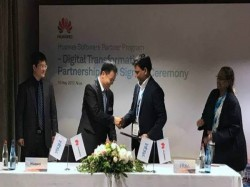 Huawei signs MOU with Infosys to explore joint solutions in the Business Support Systems