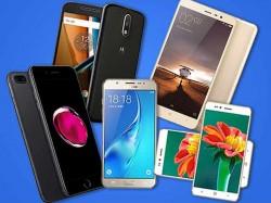 Global smartphone shipments grew 11 % in Q1 2017