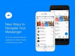 New update added on Facebook Messenger for better navigation