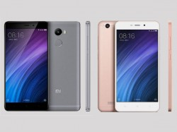 Xiaomi Redmi Note 4 and Redmi 4A is now available for pre-order