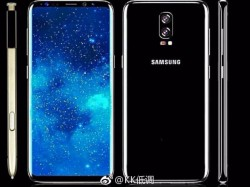 Samsung Galaxy Note 8 rumored to come with 6.3-inch display, rear dual cameras