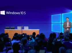 Windows 10 S users will be facing some restrictions