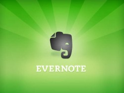 Evernote's latest version to support fingerprint unlock