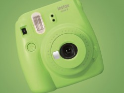 Fujifilm introduces Indian youth to Instax Mini 9 instant camera
