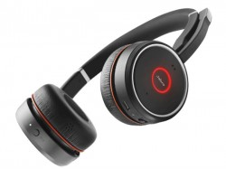 Jabra launches Evolve 75 wireless headset with Active Noise Cancellation