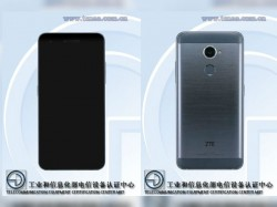 New ZTE phone with 5.5-inch display and 4GB RAM spotted on TENAA