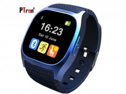 PTron launches Sporty S1 smartwatch with Bluetooth 3.0 at Rs. 1299