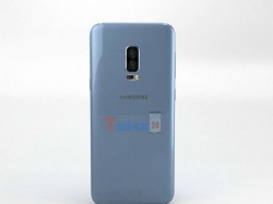 Samsung Galaxy Note 8 in Coral Blue color surfaces online