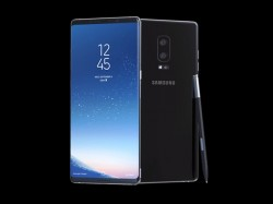The Samsung Galaxy Note 8 is allegedly codenamed as