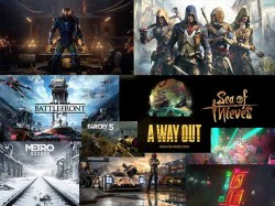 Top 10 most expected games launched at the E3 event