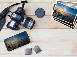 Differences between smartphone camera and DSLR