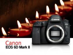 Canon launches 'EOS 6D Mark II DSLR' camera in India