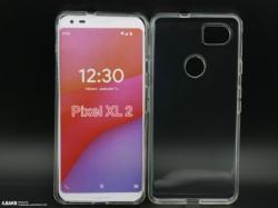 Google Pixel 2 case leaks showing rear-facing fingerprint sensor