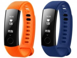 Honor Band 3 now available in vibrant new colors