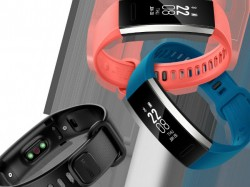 Huawei Band 2 and Band 2 Pro with heartbeat tracking and GPS unveiled