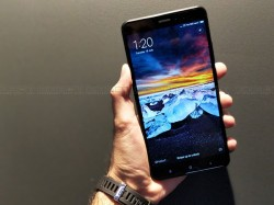 Xiaomi Mi Max 2 First Impressions: Big on features but not on price