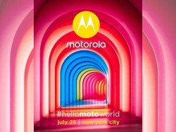 Moto Z2 and Moto X4 might be launched on July 25 in New York City