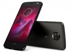 Moto Z2 Force announced with dual cameras, shatterproof display and more