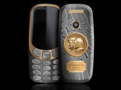 Nokia 3310 'Putin-Trump Summit' edition is priced at a whopping Rs. 1.6 lakhs