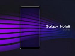 Samsung Galaxy Note 8 renders leak again; Infinity display confirmed