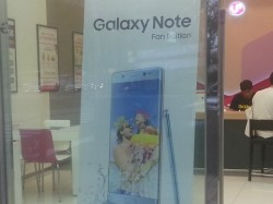 Samsung Galaxy Note FE posters confirm an imminent launch