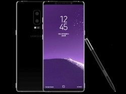 What will be the color options for Samsung Galaxy Note 8? Find out