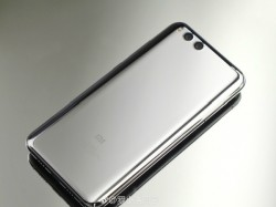 Xiaomi Mi 6 Special Silver Edition hands-on images surface online before sale