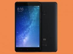 Xiaomi Mi Max 2 vs most trending smartphones