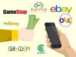 10 Website to buy and sell used mobile phones online in India