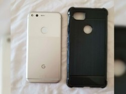 Alleged Google Pixel XL 2 shows rear fingerprint scanner