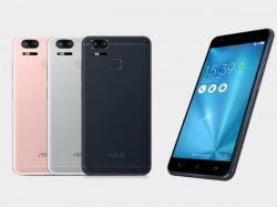 Asus ZenFone 4 series smartphones officially announced: Six new devices