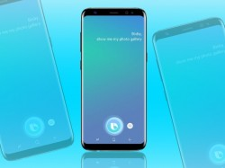Bixby voice assistant now available globally on Galaxy S8 devices