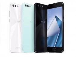Images of Asus Zenfone 4 series smartphones leaked ahead of launch