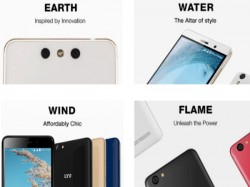 Discounts and EMI offers on best LYF smartphones
