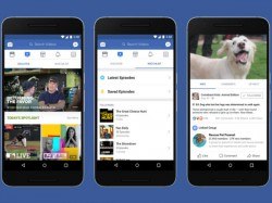 Facebook Watch is an exclusive video platform to compete with YouTube