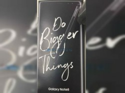 Galaxy Note 8 leaked brochure confirms Infinity Display, dual cameras