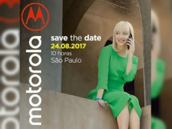 Motorola Moto X4 could launch on August 24; press invites out