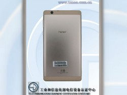 New Huawei Honor Tablet with 7-inch display spotted on TENAA