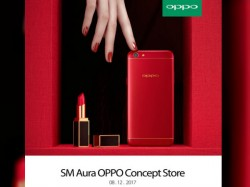 Oppo F3 Red color variant launching on August 12