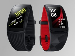 Samsung Gear Fit 2 Pro listed on official website ahead of launch