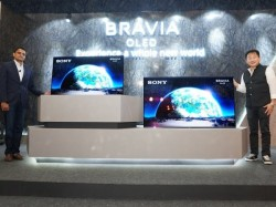 Sony announces the launch of BRAVIA A1 Series OLED TVs in India