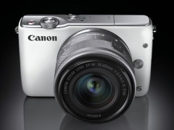 Canon launches the M100 compact mirrorless camera