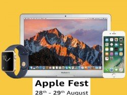 LAST CHANCE: Amazon Apple Fest offers discounts on iPhone 7, iPhone SE, iPad, Mackbooks and more