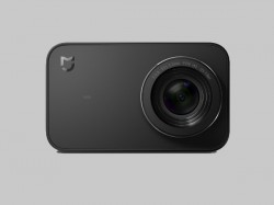 Xiaomi MiJia 4K action camera with 6-axis stabilization launched