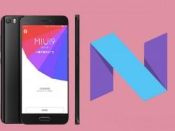 Xiaomi Mi 6 and Redmi Note 4X MIUI 9 update coming on August 11