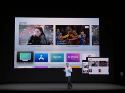 Apple unveils Apple TV 4K with HDR10 and Dolby Vision support