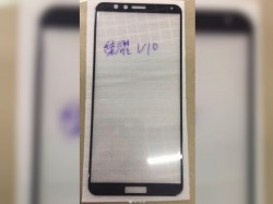Huawei Honor V10 leaked: Another bezel-less phone on the way