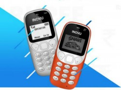 Inovu I7 is the new Nokia 3310 clone priced at Rs. 349