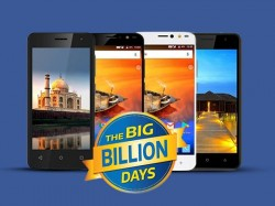 Grab iVoomi smartphones at discount during Flipkart Big Billion Days sale